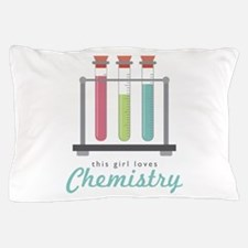 Love Chemistry Pillow Case