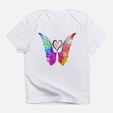 Angel Wings Heart Infant T-Shirt