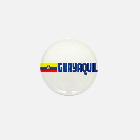 Guayaquil, Ecuador Mini Button