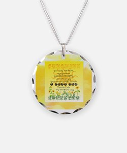 Sunshine Song Necklace