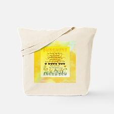 Sunshine Song Tote Bag