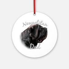 Neo Dad2 Ornament (Round)