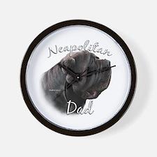 Neo Dad2 Wall Clock