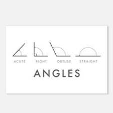 Angles Postcards (Package of 8)