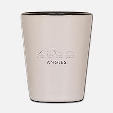 Angles Shot Glass