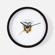 Guayaquil, Ecuador Wall Clock