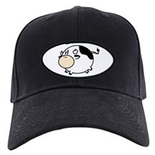 Pudgy Cow Baseball Hat