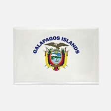 Galapagos Islands, Ecuador Rectangle Magnet