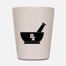Funny Rx Shot Glass