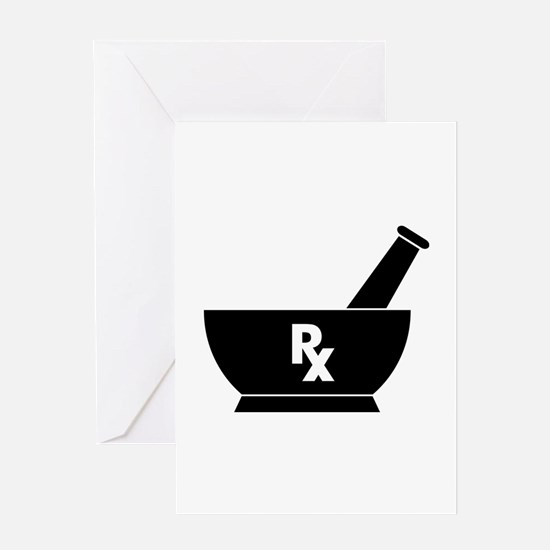 Pharmacist Greeting Cards