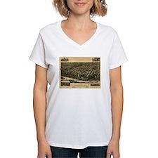 Tuscaloosa Antique Map Shirt