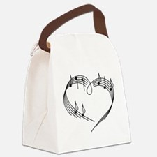Cool Chords Canvas Lunch Bag