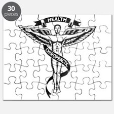 Chiropractic Health Puzzle