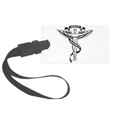 Chiropractic Health Luggage Tag
