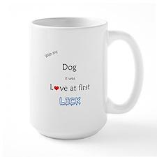 Dog Lick Mug