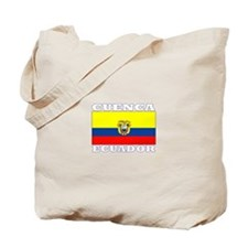 Cuenca, Ecuador Tote Bag