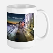 Atlantic City Boardwalk Mugs