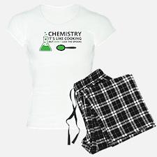 Funny Chemistry Sayings Pajamas