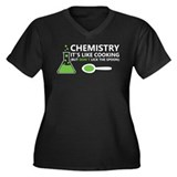 Funny chemistry Plus Size