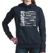 Unique Dance Women's Hooded Sweatshirt