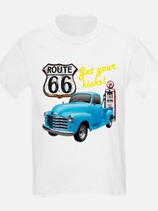 Cute 66 chevrolet T-Shirt