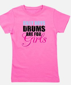 Unique Silly boys Girl's Tee