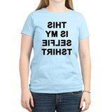 This is my selfie Women's Light T-Shirt