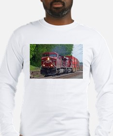 Cool Norfolk southern railroad Long Sleeve T-Shirt