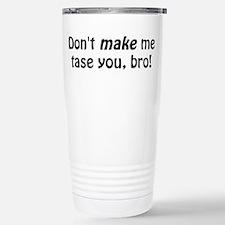 Funny Police officer Travel Mug