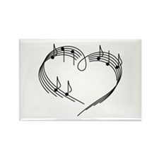 Music Lover Magnets