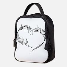 Music Lover Neoprene Lunch Bag