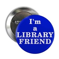 "Library Friend 2.25"" Button (10 pack)"