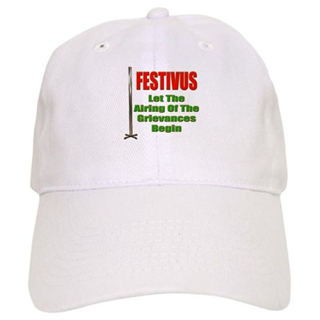 Festivus - Airing Of The Grievances Cap