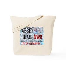 Cute Abbey road Tote Bag