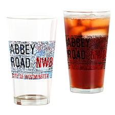 Unique Abbey Drinking Glass