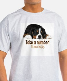Cute Bernese puppy T-Shirt