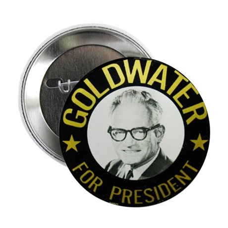 Goldwater for President Button