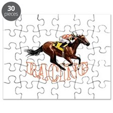 Horse Racing Puzzle