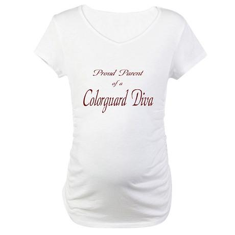 Proud Parent Maternity T-Shirt