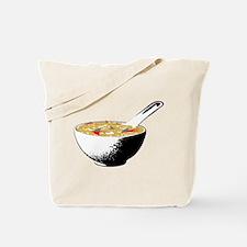 shark fin soup Tote Bag
