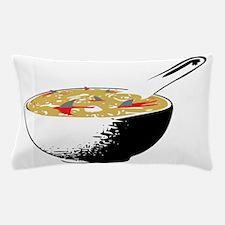 shark fin soup Pillow Case
