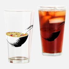 shark fin soup Drinking Glass