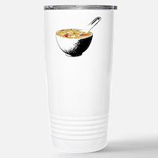 shark fin soup Travel Mug