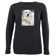 Unique Pets Plus Size Long Sleeve Tee