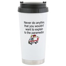Cool Paramedic Travel Mug