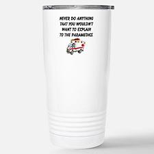 Unique Ambulance Travel Mug