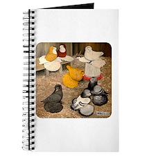 Trumpeter Pigeons Seven Journal
