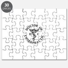 Doctor of Chiropractic Puzzle