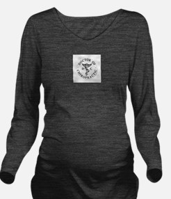 Doctor of Chiropract Long Sleeve Maternity T-Shirt