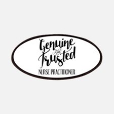 Nurse Practitioner Genuine and Trusted Patch